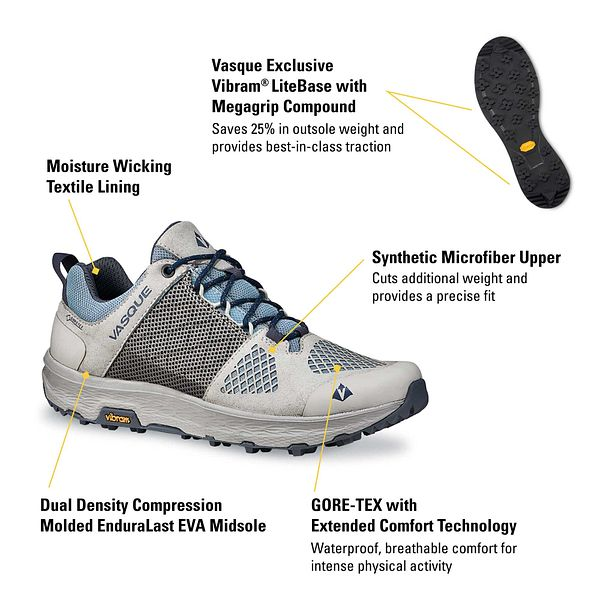 Breeze LT Low GTX Product image - view 7